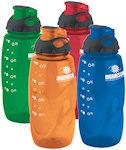 34oz Tritan Hydro Ice Core Bottles